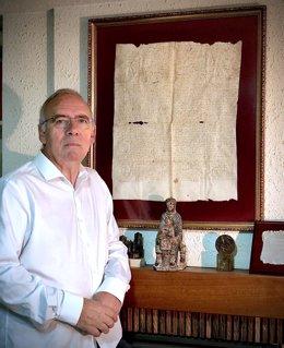 El neurólogo riojano Juan José Ruiz Ezquerro, nombrado editor de la revista científica 'Neurosciences and History'
