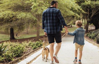 Los beneficios saludables de salir de paseo para los niños