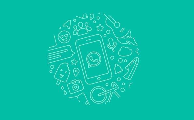 Los mensajes virales de WhatsApp se reducen un 70% con el límite de reenvíos