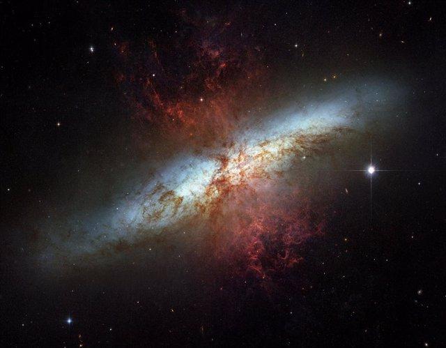 Una oligarquía de galaxias protagonizó la reonización del Universo