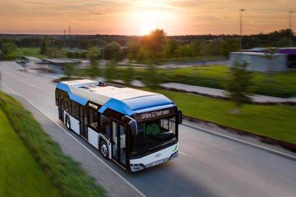 CAF logra pedidos de autobuses hidrógeno en Alemania y Países Bajos por 25 millones
