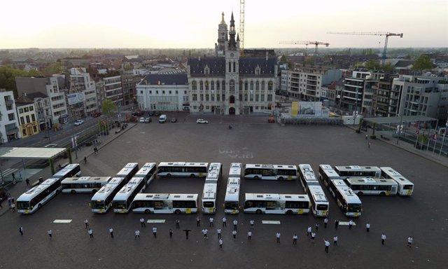 Coronavirus.- Bélgica supera los 7.200 fallecidos y 46.800 positivos por coronav