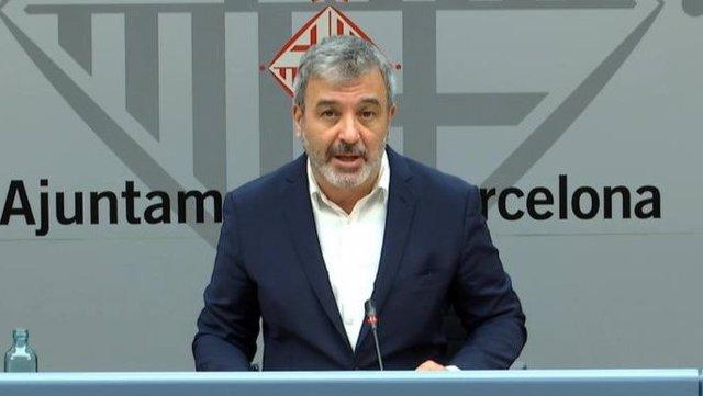 El primer tinent d'alcalde de Barcelona, Jaume Collboni