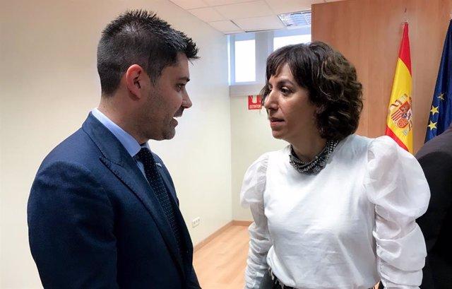 Fútbol.- Lozano reitera a AFE que Sanidad será la que autorice la vuelta a los e