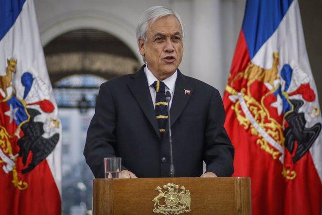 Coronavirus.- Piñera advierte de que podría haber un segundo aplazamiento del pl