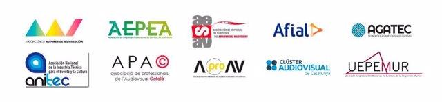 COMUNICADO: Asociaciones de empresas productoras de eventos de toda España propo