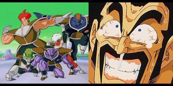 1. Dragon Ball Z: Los 6 momentos más estúpidos de Goku, Vegeta y compañía
