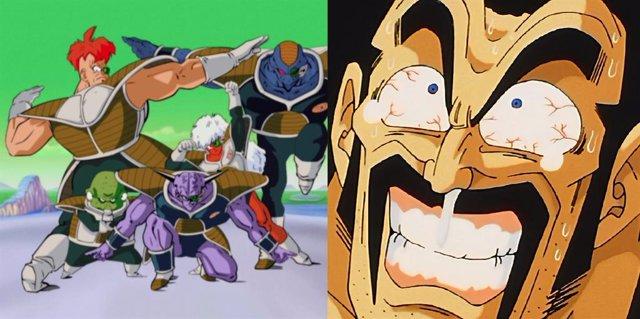 Momentos más ridículos de Dragon Ball