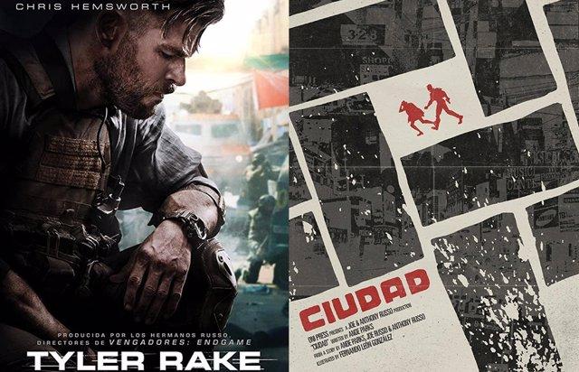 Tyler Rake: Diferencias entre la película y el cómic