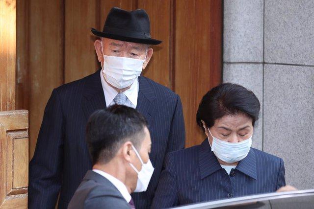 Corea del Sur.- Arranca el juicio por difamación contra el expresidente Chun Doo