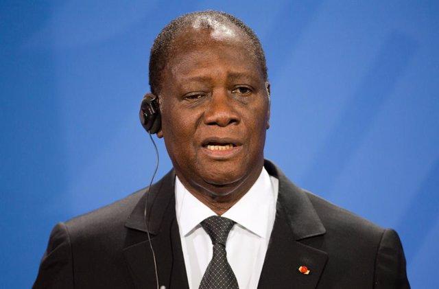 Costa de Marfil.- Costa de Marfil iniciará este martes el proceso contra el líde