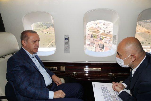 Coronavirus.- Erdogan decreta el toque de queda en Turquía para derrotar al coro