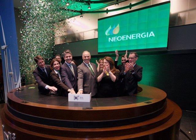 Economía.- Neoenergia (Iberdrola) eleva un 17,3% su beneficio en el primer trime