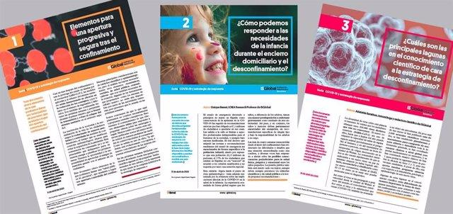 El ISGlobal ha publicado 17 documentos de análisis relacionados con la pandemia de coronavirus