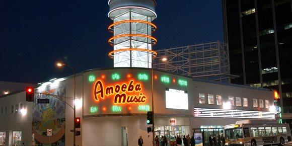 8. Amoeba Music no volverá a abrir su emblemática tienda de Hollywood