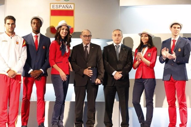 JJ.OO.- Joma seguirá vistiendo a los olímpicos españoles hasta París 2024