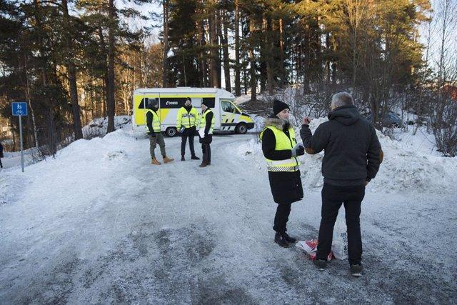 Noruega.- Detenido un rico empresario de Noruega por el asesinato de su mujer, d