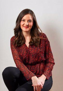 La investigadora de la UEx Laura Galán