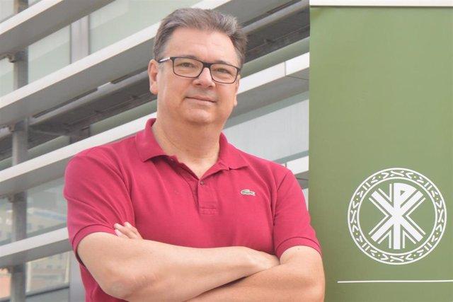 El profesor del CEU Antonio Llombart