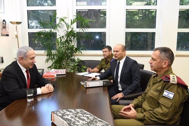 "Siria.- Israel asegura que trabaja para ""expulsar"" a Irán de Siria y recalca que"