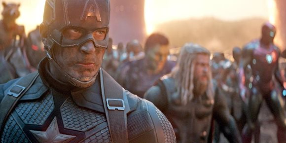 1. VÍDEO: Capitán América (Chris Evans) dice adiós al Universo Marvel en Vengadores: Endgame