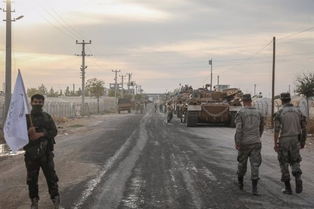 Siria.- Se produce una nueva explosión en Afrin tras el atentado con camión bomb