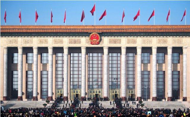 China.- La sesión anual del Congreso Nacional del Pueblo de China se celebrará e