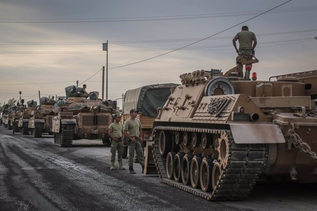 Siria.- Estados Unidos condena el atentado de Afrin y pide un alto el fuego en S