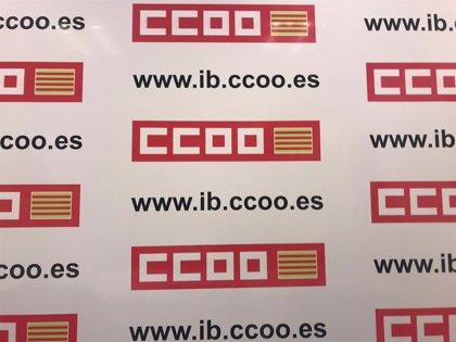 CCOO critica la ausencia de protección de los trabajadores de la recogida de residuos de Campos