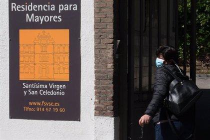 Cvirus.- Las familias de la Comunidad podrán visitar en las residencias a sus mayores enfermos terminales