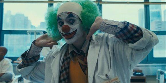 1. Imágenes inéditas de Joaquin Phoenix como Joker