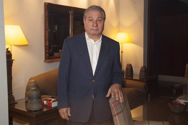 Elías Iglesias, presidente de Ancove.