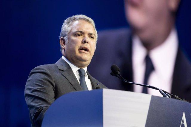Colombia.- Duque abre una vía para la desmovilización individual de guerrilleros