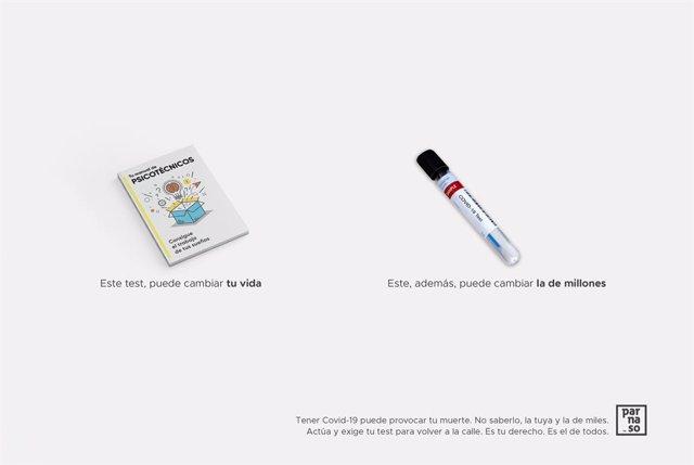 COMUNICADO: Una empresa sevillana lanza #ElAnálisisDefinitivo, una acción social