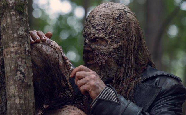 Imagen de la serie de The Walking Dead