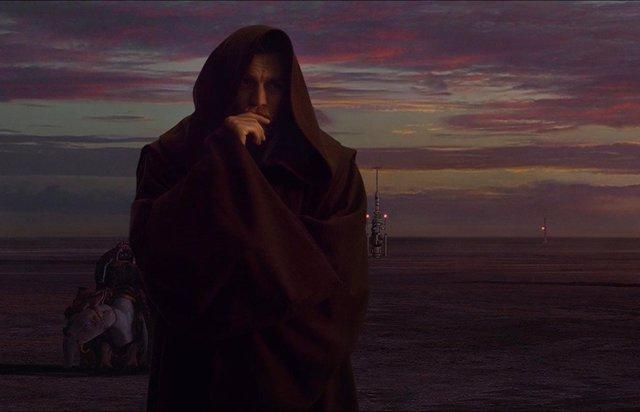 Ewan McGregor es Obi-Wan Kenobi