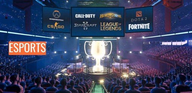 Competiciones de eSports.