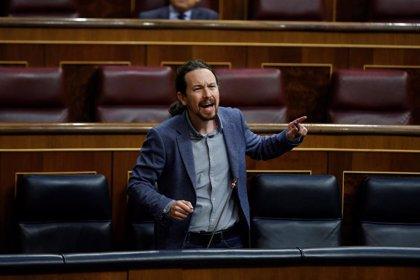 """Iglesias llama """"parásitos"""" a Vox tras acusarle de convertir residencias de mayores en """"casas de los horrores"""""""