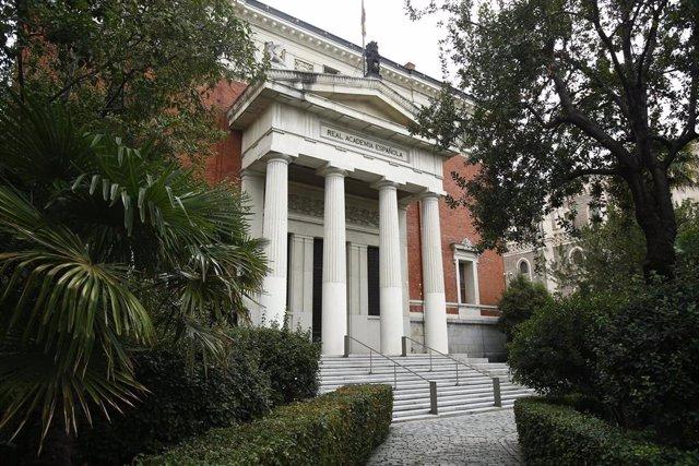 Edificio de la Real Academia de la Lengua Española