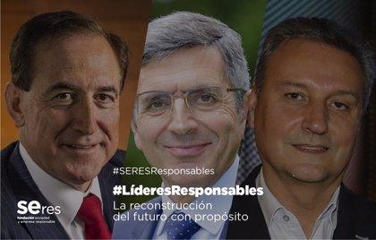 Huertas (Mapfre) y Alonso (Ford) apelan al dividendo social y a la colaboración en #LíderesResponsables de SERES
