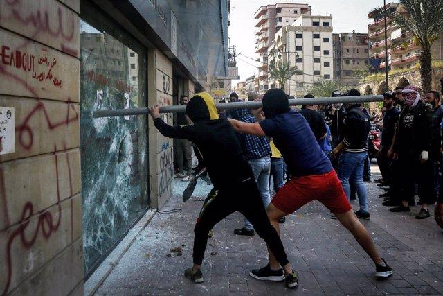"""Líbano.- La Liga Árabe dice que la situación es """"muy delicada"""" y tilda de """"extre"""