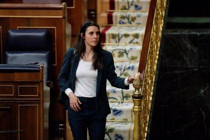 El Congreso fuerza al Gobierno a abrir la puerta a cambios en el decreto de Irene Montero sobre violencia machista