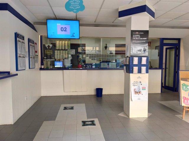 Administración de Loterías número 27 de Oviedo, Administración  Loreto. Lotería.