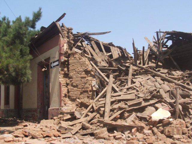 Una extraño tambaleo precede a algunos grandes terremotos