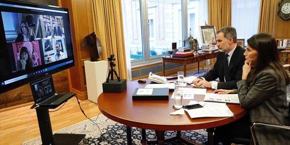 8. La gran empresa, los Reyes y el Gobierno unen fuerzas para recuperar la imagen de España tras la pandemia