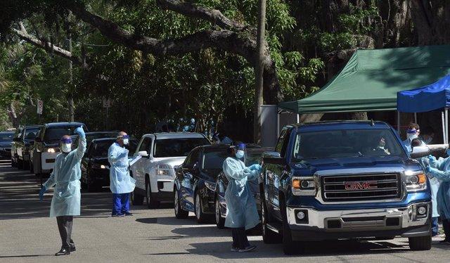Coronavirus.- Florida anuncia que comenzará a reabrir el estado este lunes