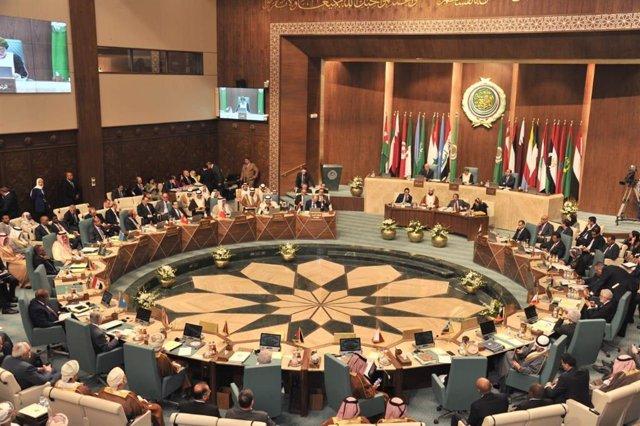 O.Próximo.- La Liga Árabe celebra este jueves una reunión ante los planes de Isr