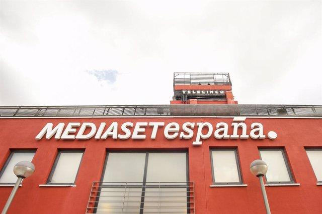 Economía.- Mediaset España gana 48,9 millones hasta marzo, un 8% menos, y eleva