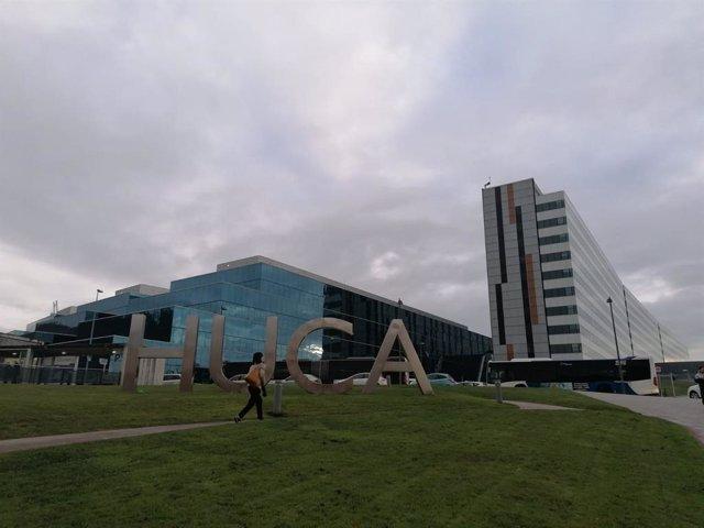 Hospital Universitario Central de Asturias (HUCA).