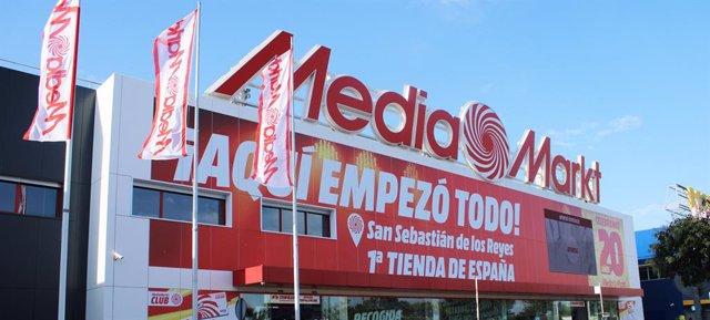 Alemania.- El dueño de MediaMarkt ultima un crédito de 1.700 millones con el ICO